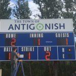 DeCoste Electrical & Ventilation - Scoreboard