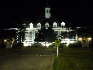 Decoste - STFX Campus Lighting Retrofit 2016