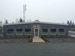 DeCoste Electrical - 989 XFM radio tower