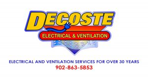Decoste Electrical & Ventilation