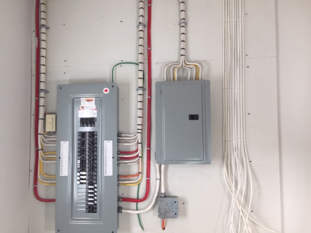 Decoste Electrical & Ventilation - Residential Panel